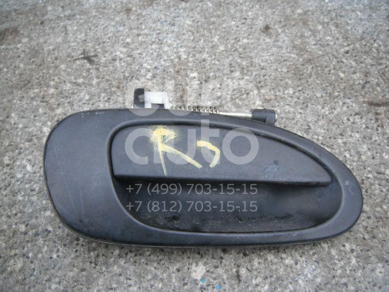 Ручка двери задней наружная правая для Mazda 323 (BA) 1994-1998 - Фото №1