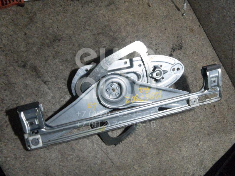 Стеклоподъемник механ. задний левый для Ford Focus I 1998-2005 - Фото №1
