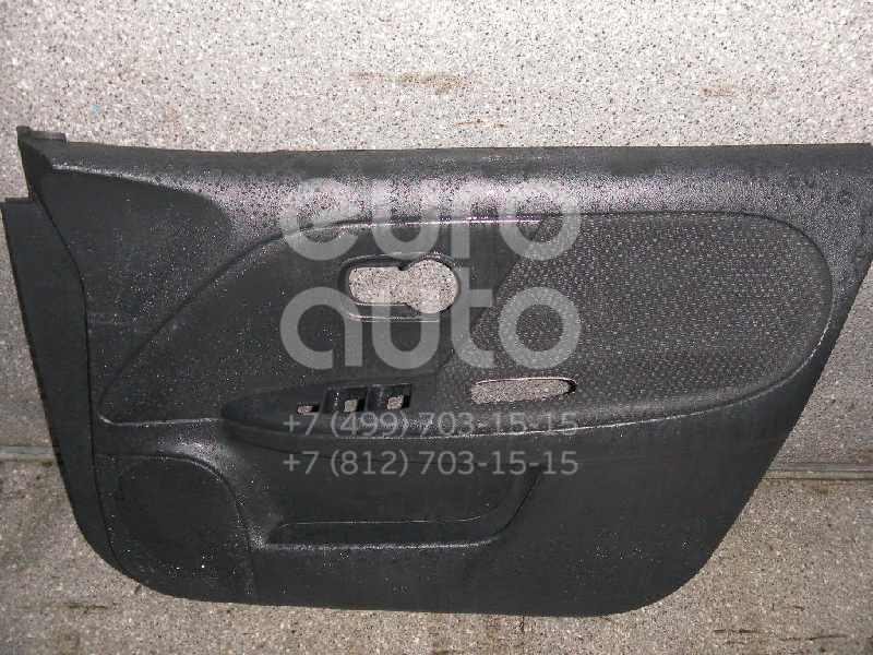 Обшивка двери передней правой для Nissan Note (E11) 2006-2013 - Фото №1