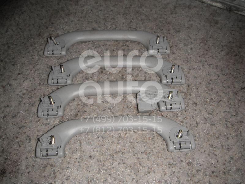Ручка внутренняя потолочная для Mitsubishi Lancer (CS/Classic) 2003-2006;Pajero/Montero Sport (K9) 1998-2008;Outlander (CU) 2003-2009 - Фото №1