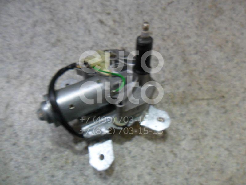 Моторчик стеклоочистителя задний для Nissan Terrano II (R20) 1993-2006 - Фото №1