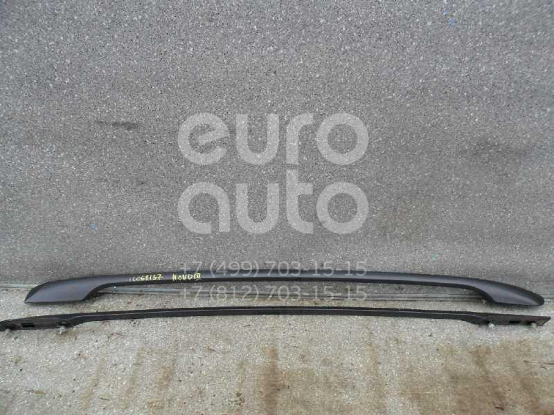 К-кт рейлингов (планки на крышу) для Ford Mondeo III 2000-2007 - Фото №1