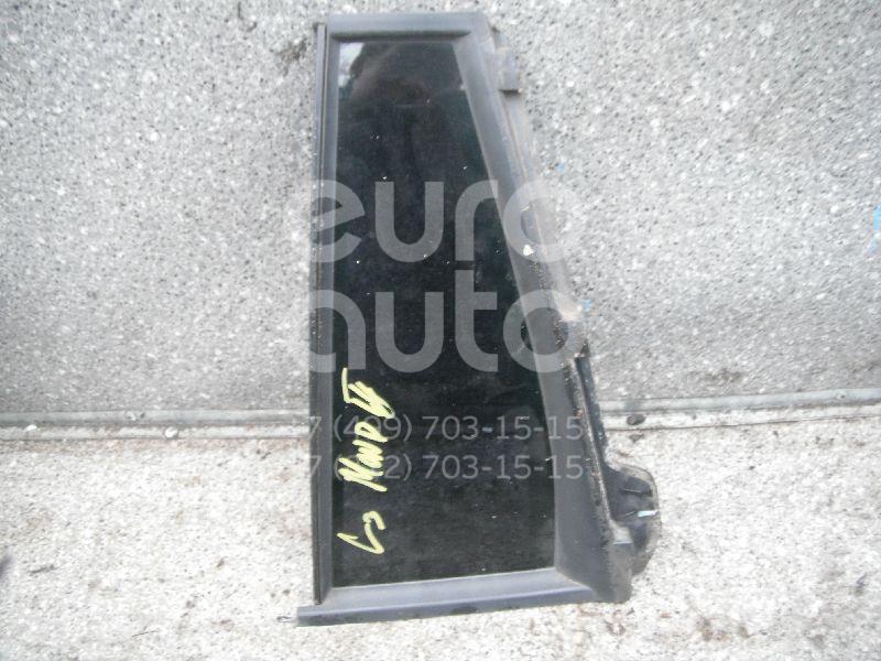Стекло двери задней левой (форточка) для Ford Mondeo III 2000-2007 - Фото №1