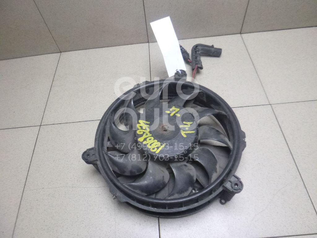Вентилятор радиатора для VW Transporter T4 1996-2003 - Фото №1