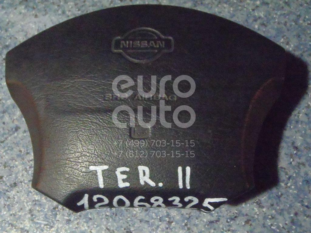Подушка безопасности в рулевое колесо для Nissan Terrano II (R20) 1993-2006 - Фото №1