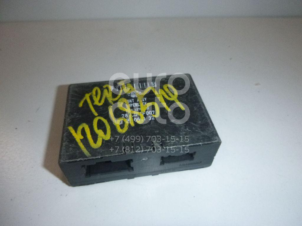 Блок управления центральным замком для Nissan Terrano II (R20) 1993-2004 - Фото №1
