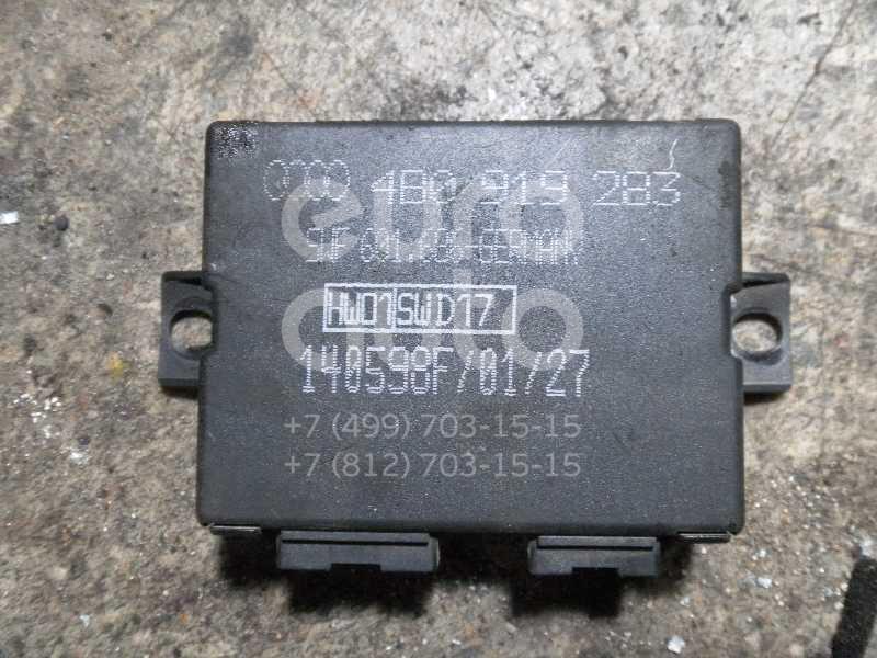 Блок управления парктроником для Audi A6 [C5] 1997-2004;A3 (8L1) 1996-2003;A4 [B5] 1994-2000;A8 1994-1998 - Фото №1