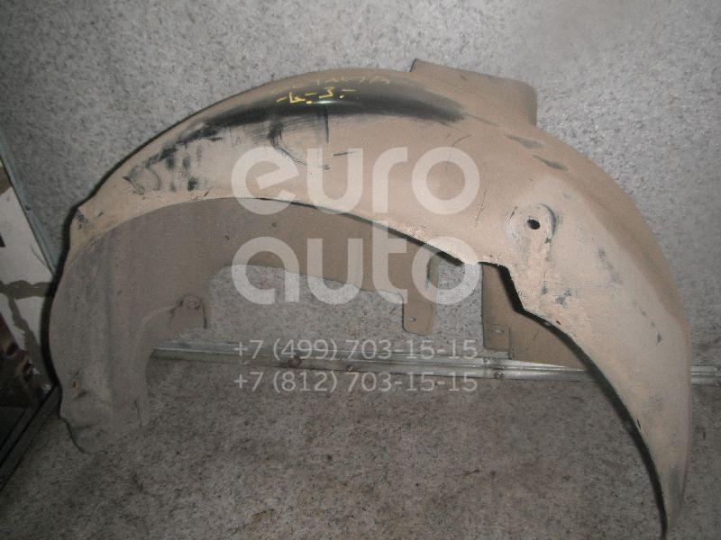 Локер задний левый для Skoda Octavia (A4 1U-) 2000-2011;Octavia 1997-2000 - Фото №1