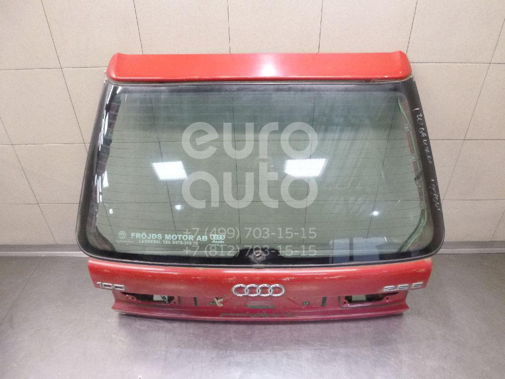 Дверь багажника со стеклом для Audi 100 [C4] 1991-1994 - Фото №1
