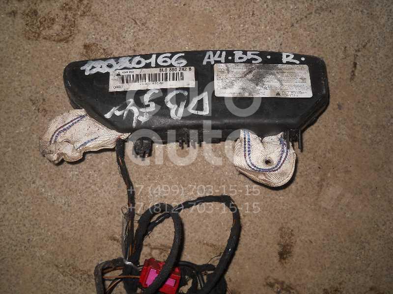 Подушка безопасности боковая (в сиденье) для Audi A4 [B5] 1994-2001;A3 (8L1) 1996-2003 - Фото №1