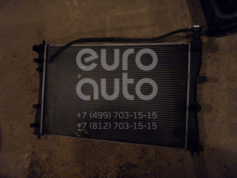 Радиатор основной для Mitsubishi Colt (Z3) 2003-2012 - Фото №1