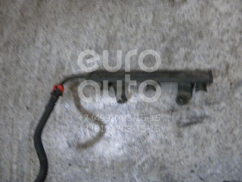 Рейка топливная (рампа) для Mitsubishi Colt (Z3) 2003-2012 - Фото №1