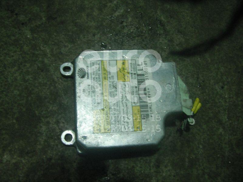 Блок управления AIR BAG для Daewoo Matiz 1998> - Фото №1