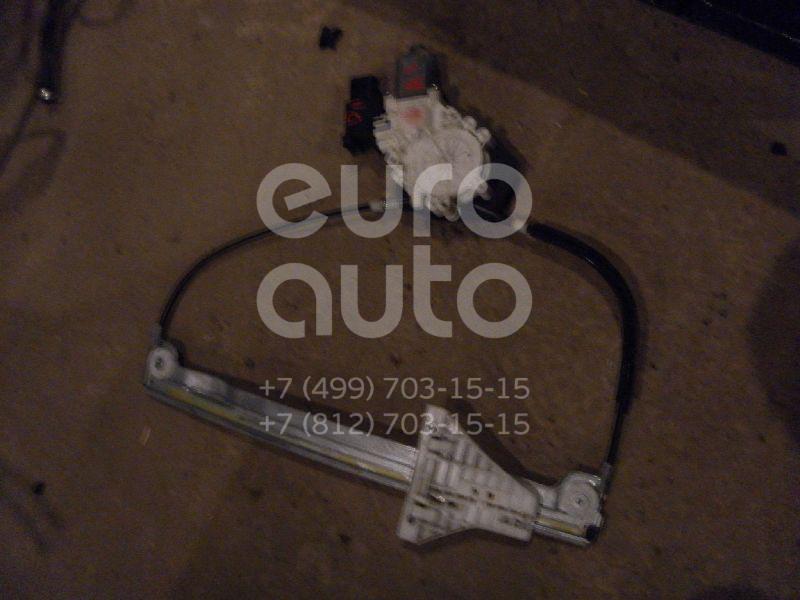 Стеклоподъемник электр. задний правый для Mitsubishi Colt (Z3) 2004-2012 - Фото №1
