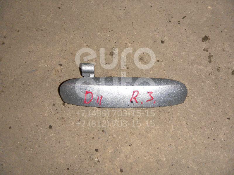 Ручка двери задней наружная правая для Mitsubishi Colt (Z3) 2003-2012 - Фото №1