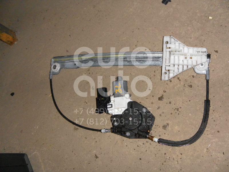 Стеклоподъемник электр. задний левый для Mitsubishi Colt (Z3) 2003-2012 - Фото №1