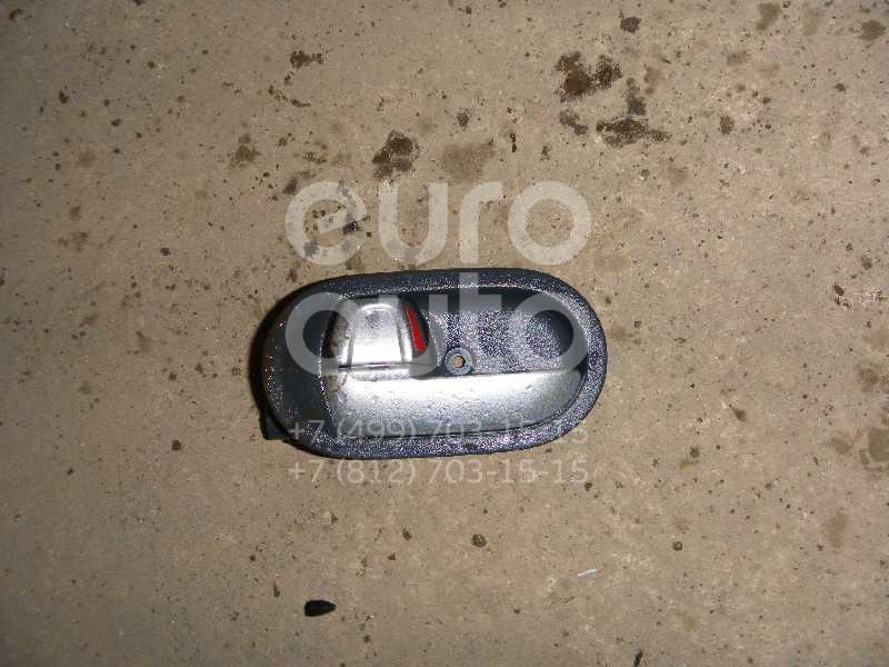 Ручка двери внутренняя левая для Mitsubishi Colt (Z3) 2003-2012 - Фото №1