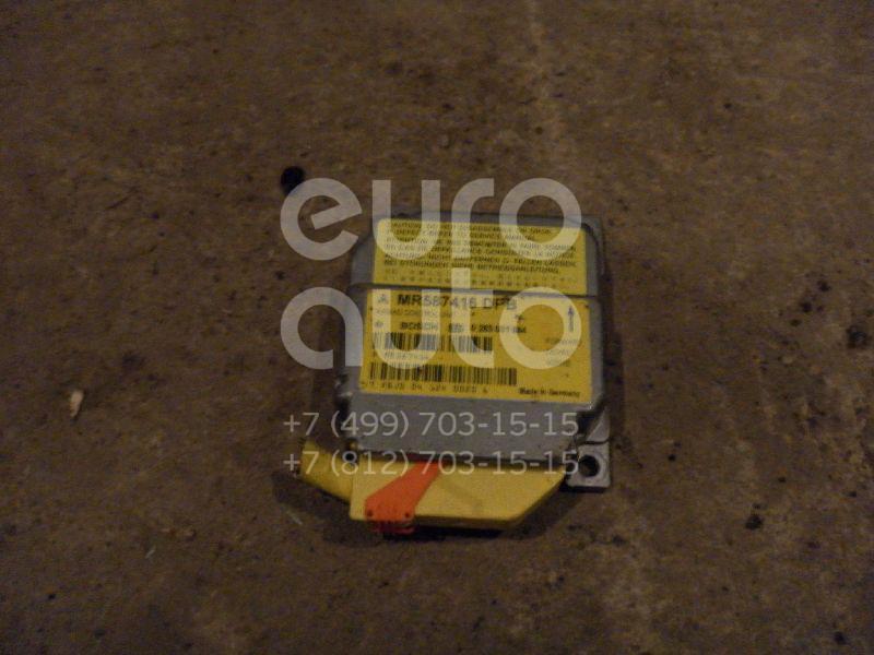 Блок управления AIR BAG для Mitsubishi Colt (Z3) 2004-2012 - Фото №1