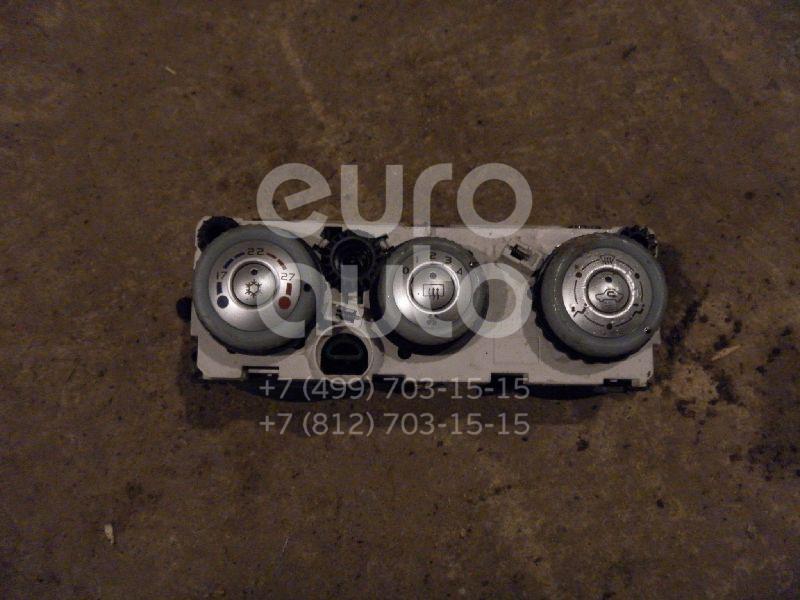 Блок управления отопителем для Mitsubishi Colt (Z3) 2004-2012 - Фото №1