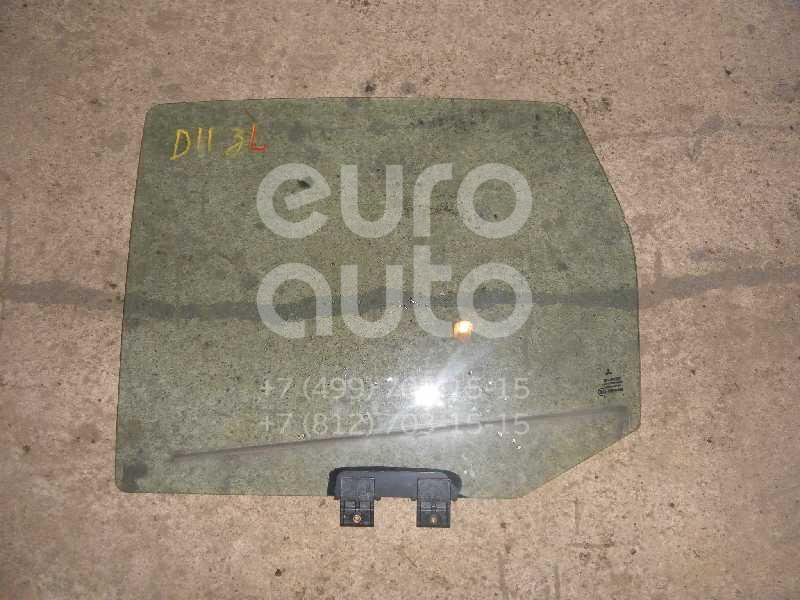 Стекло двери задней левой для Mitsubishi Colt (Z3) 2003-2012 - Фото №1