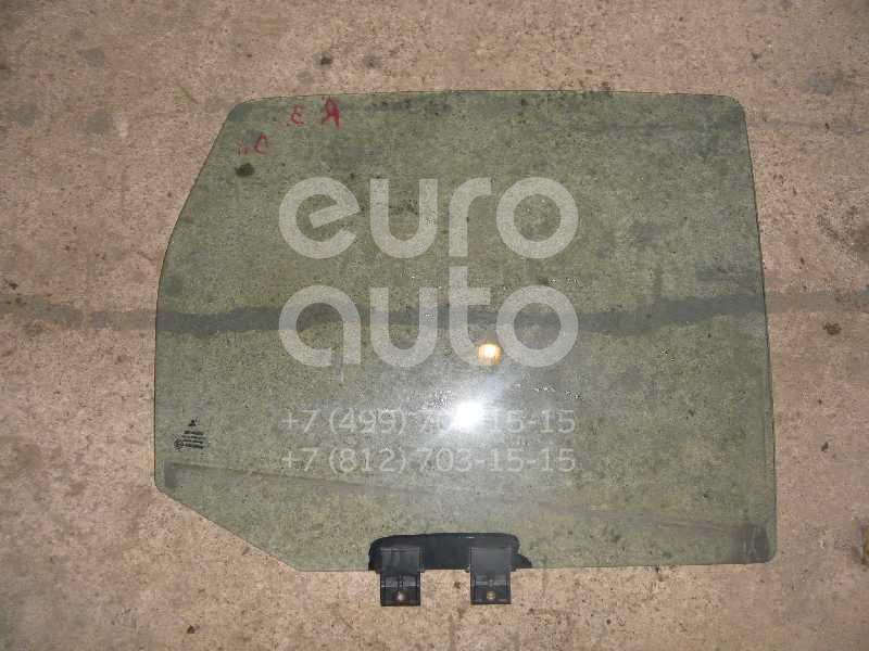Стекло двери задней правой для Mitsubishi Colt (Z3) 2003-2012 - Фото №1