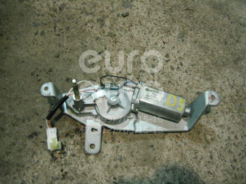 Моторчик стеклоочистителя задний для Daewoo Matiz (M100/M150) 1998-2015 - Фото №1