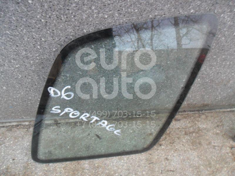 Стекло кузовное глухое правое для Kia Sportage 1994-2006 - Фото №1