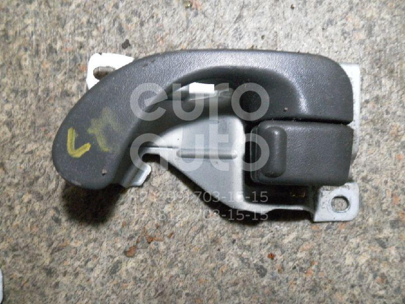 Ручка двери передней внутренняя левая для Mitsubishi Lancer (CK) 1996-2003 - Фото №1