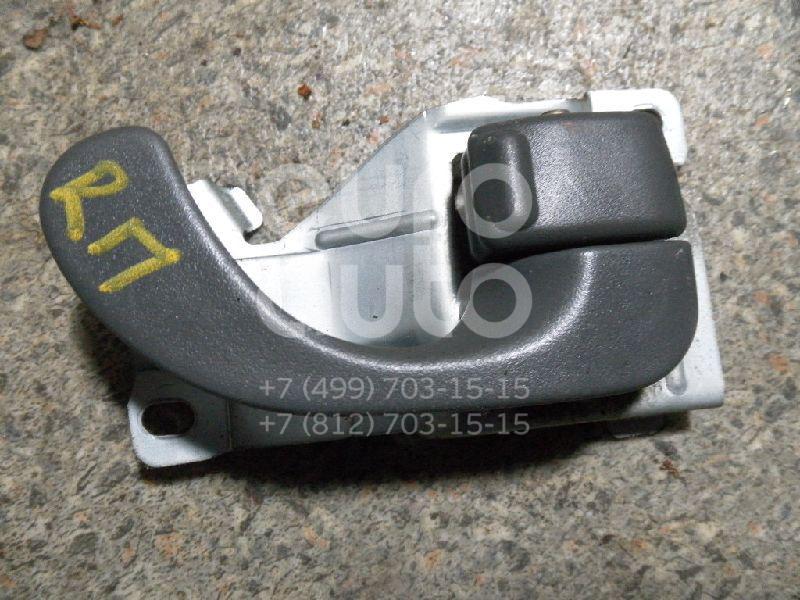 Ручка двери передней внутренняя правая для Mitsubishi Lancer (CK) 1996-2003 - Фото №1