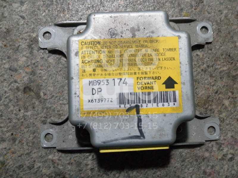 Блок управления AIR BAG для Mitsubishi Lancer (CK) 1996-2003;Colt (CJ) 1996-2004 - Фото №1