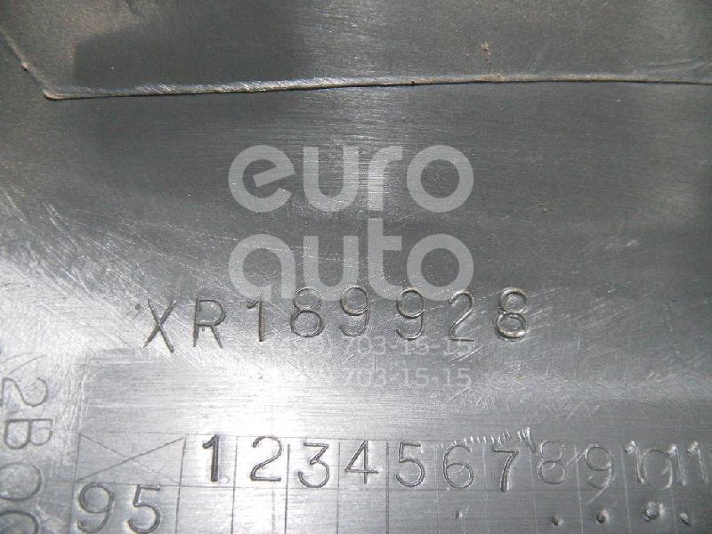 Накладка на порог (наружная) для Mitsubishi Lancer (CK) 1996-2003 - Фото №1