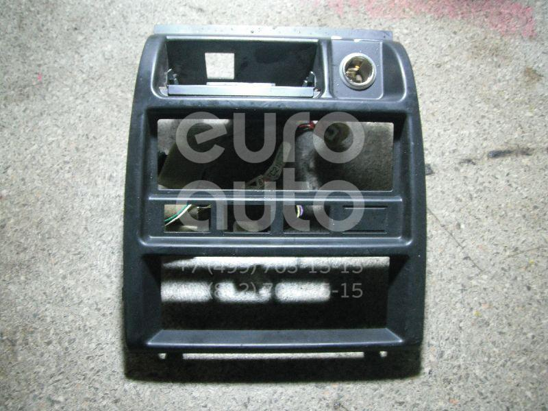 Рамка магнитолы для Subaru Forester (S10) 2000-2002 - Фото №1
