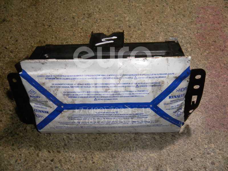Подушка безопасности пассажирская (в торпедо) для Renault Megane II 2003-2009 - Фото №1