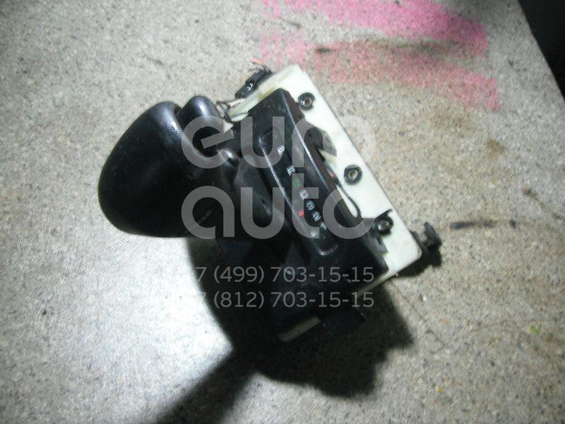 Кулиса КПП для Subaru Forester (S10) 2000-2002 - Фото №1