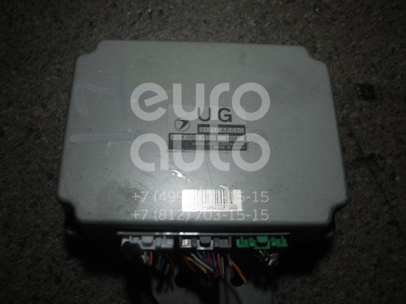 Блок управления двигателем для Subaru Forester (S10) 2000-2002;Forester (S10) 1997-2000 - Фото №1