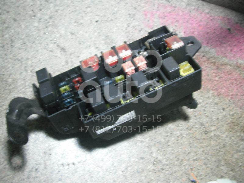 Блок предохранителей для Subaru Forester (S10) 2000-2002 - Фото №1