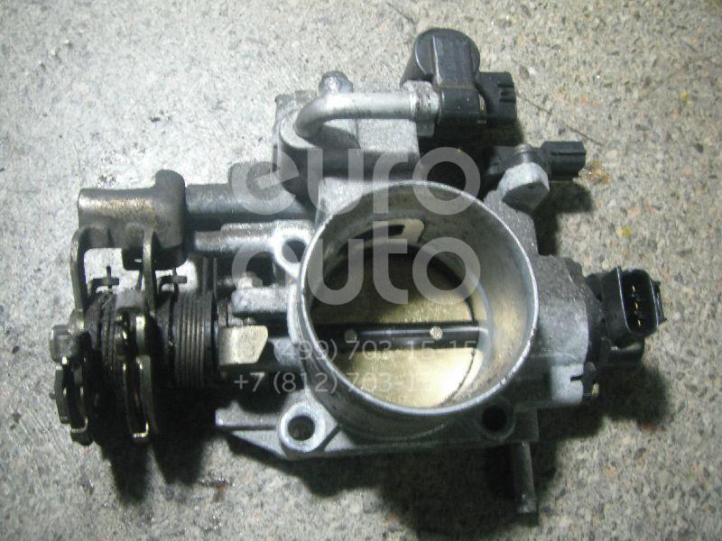 Заслонка дроссельная механическая для Subaru Forester (S10) 2000-2002 - Фото №1