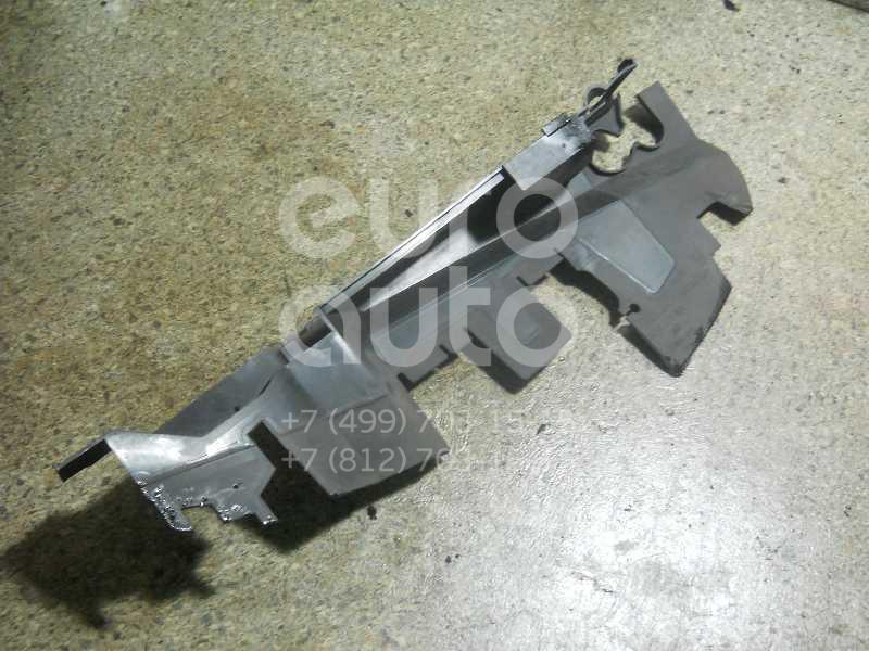 Воздуховод радиатора левый для VW,Skoda Passat [B5] 2000-2005;Superb 2002-2008 - Фото №1