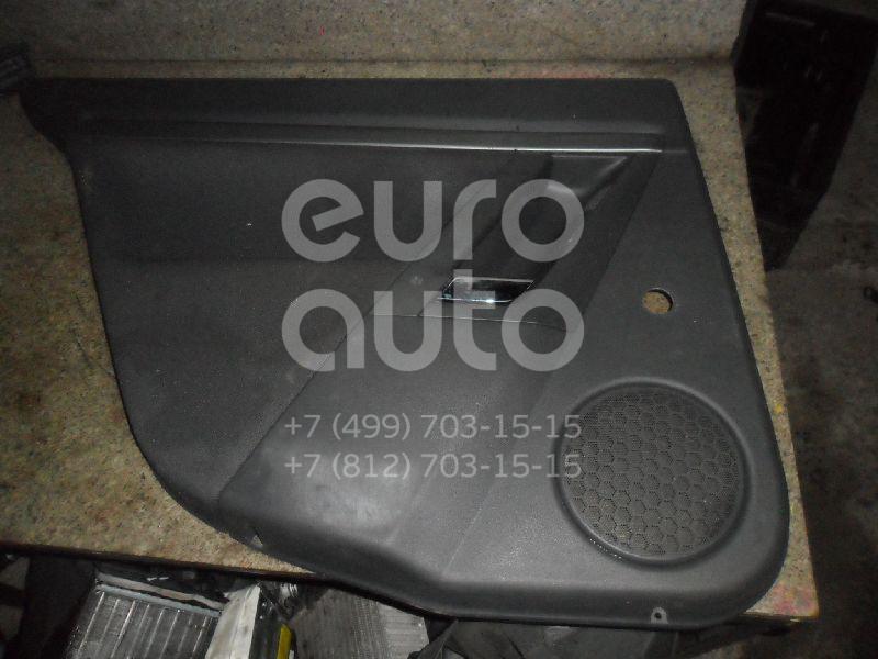Обшивка двери задней левой для Opel Vectra C 2002-2008 - Фото №1