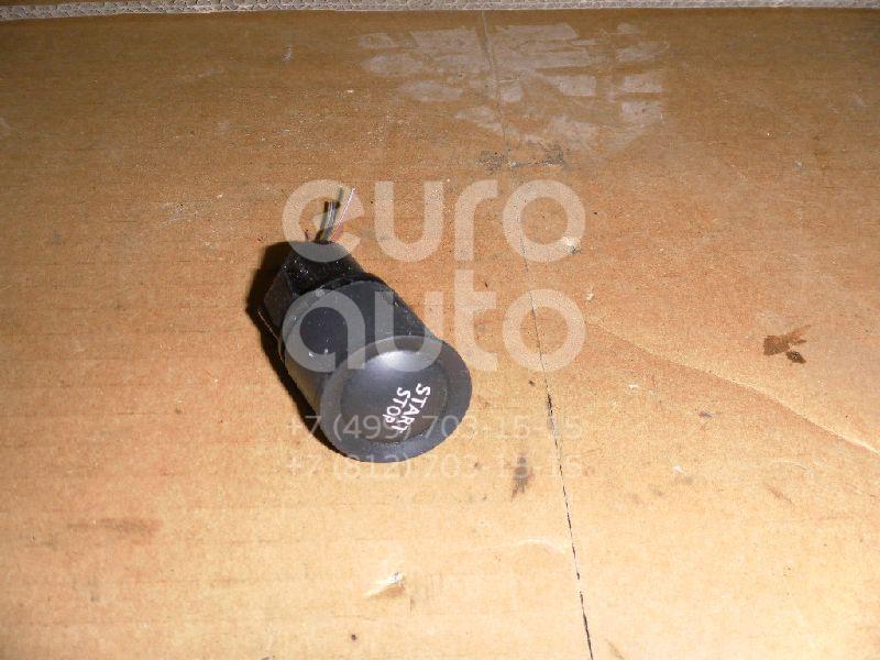 Кнопка запуска двигателя для Renault Megane II 2002-2009;Scenic 2003-2009 - Фото №1