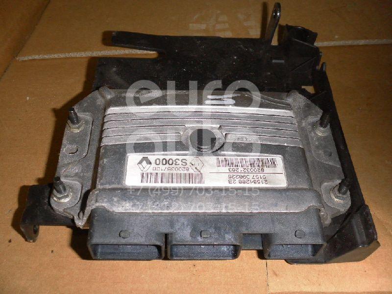 Блок управления двигателем для Renault Megane II 2002-2009;Scenic 2003-2009 - Фото №1