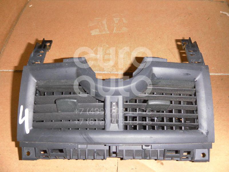 Дефлектор воздушный для Renault Megane II 2003-2009 - Фото №1