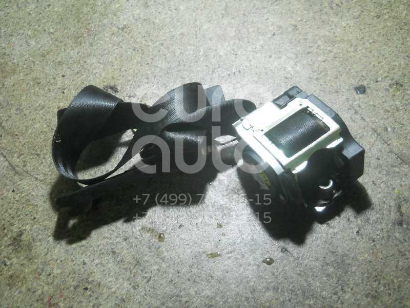 Ремень безопасности с пиропатроном для Skoda Passat [B5] 2000-2005;Superb 2002-2008 - Фото №1