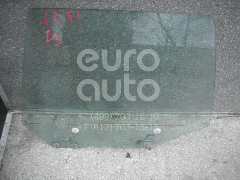 Стекло двери задней левой для Subaru Forester (S10) 2000-2002 - Фото №1
