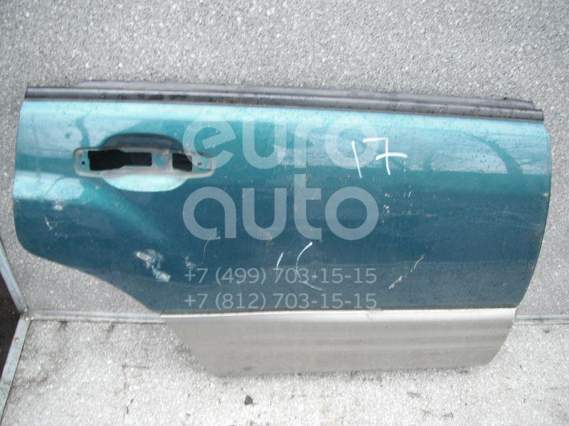 Дверь задняя правая для Subaru Forester (S10) 2000-2002 - Фото №1