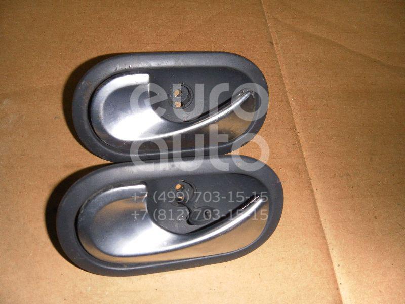 Ручка двери внутренняя левая для Renault Megane II 2002-2009;Scenic 2003-2009 - Фото №1