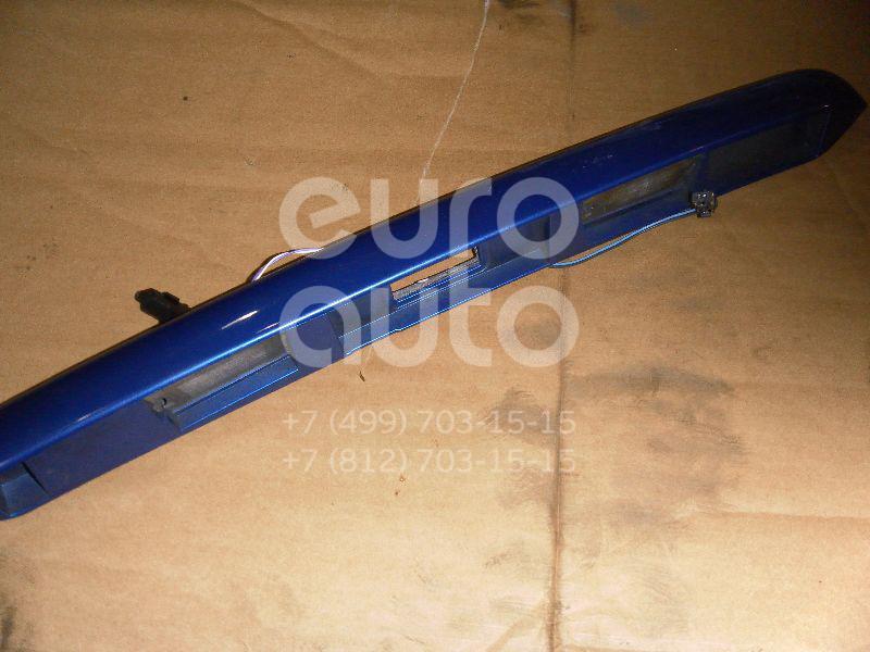 Накладка двери багажника для Renault Megane II 2002-2009 - Фото №1