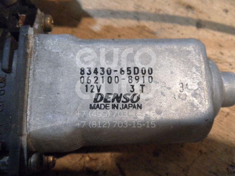 Стеклоподъемник электр. передний правый для Suzuki Grand Vitara 1998-2005 - Фото №1