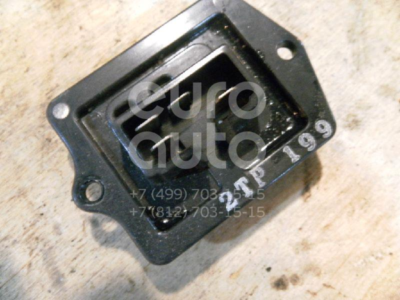 Резистор отопителя для Suzuki Grand Vitara 1998-2005 - Фото №1