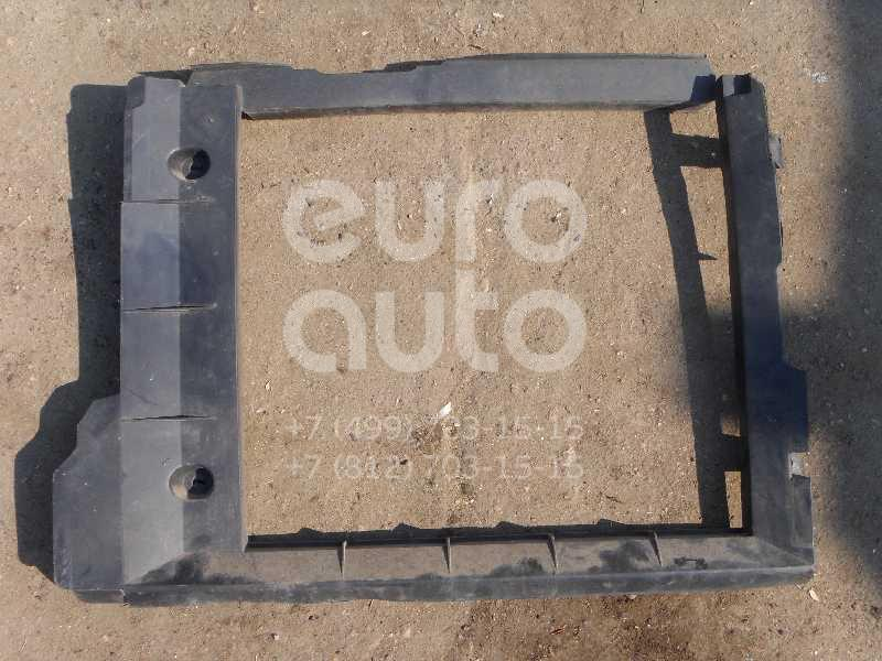 Воздуховод для Renault Clio II/Symbol 1998-2008 - Фото №1